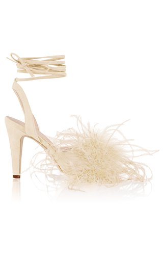 M'O Exclusive Yoko Bowery Palm Pumps