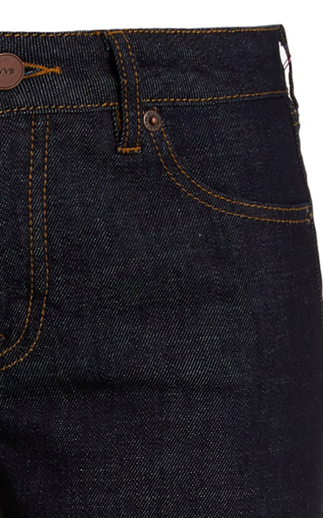 Miami Stretch Mid-Rise Bootcut Jeans