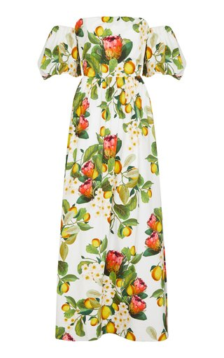 Juliet Cotton-Poplin Dress