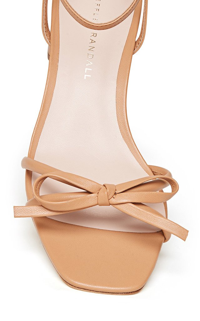 Gracie Leather Sandals