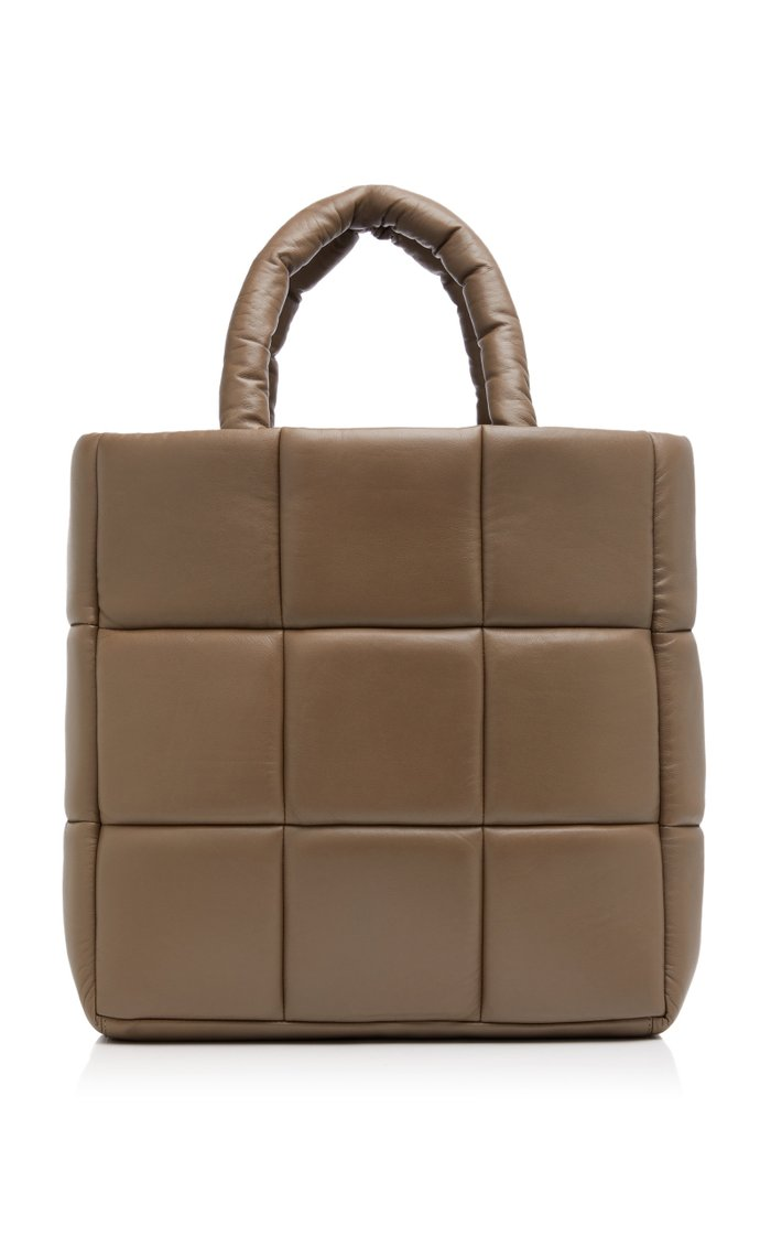 Assante Leather Tote