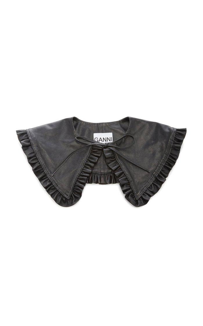 Lamb Leather Collar