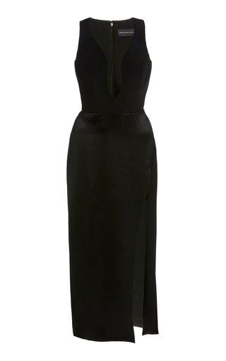 Sweetheart Neckline Silk Cocktail Dress