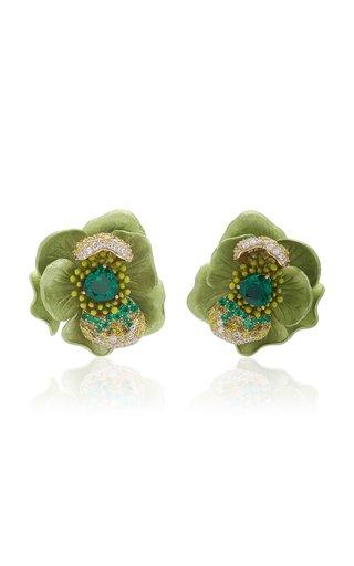 Citrus Bloom Earrings