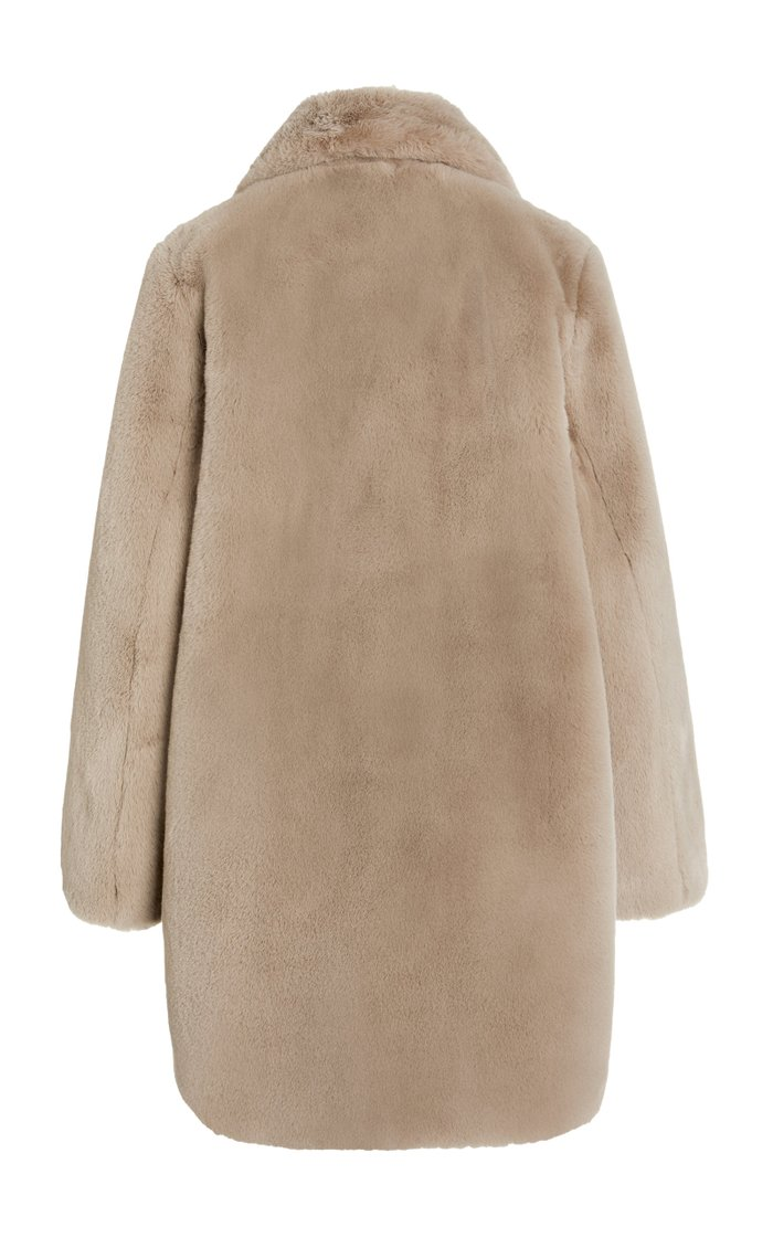 Sasha Faux Fur Coat