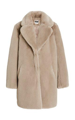 Sasha Faux Fur Coat