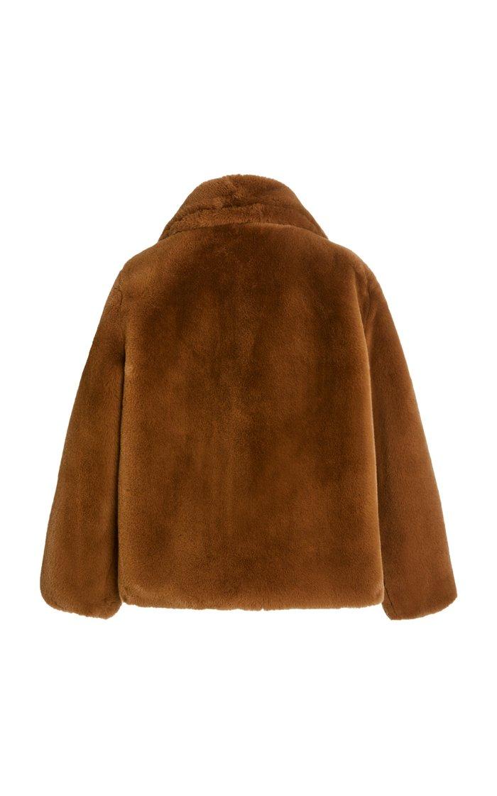 Manon Faux Fur Coat