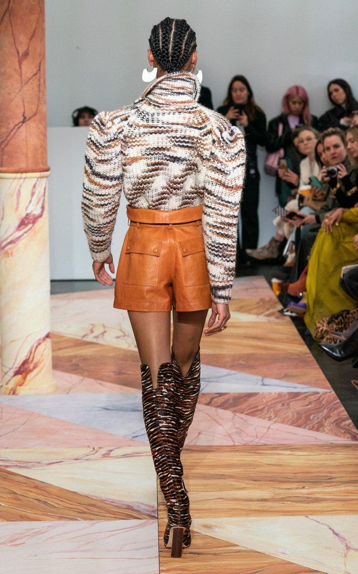 Matilde Knit Alpaca-Blend Top