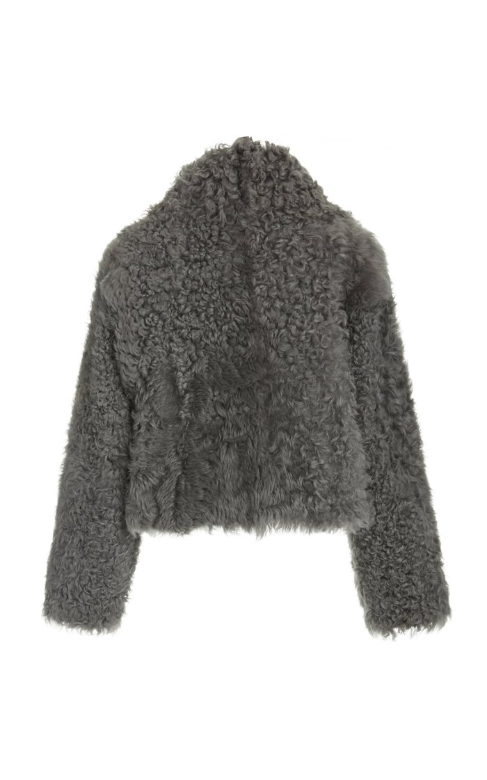 Eugenia Shearling Coat