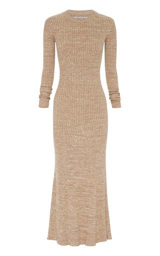 Talia Cotton Midi Dress