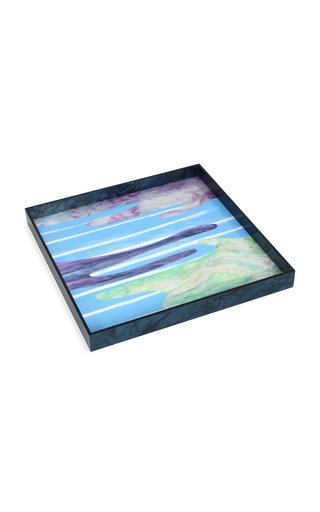 Watercolor Acrylic Tray
