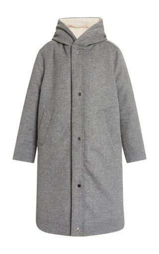 Reversible Eco-Down Coat