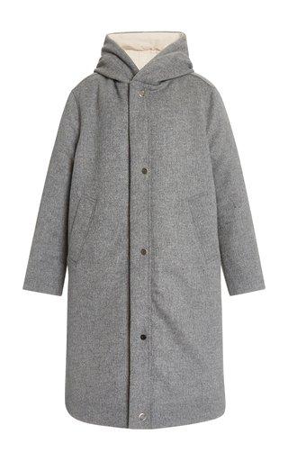 Reversible Eco-Down Coat