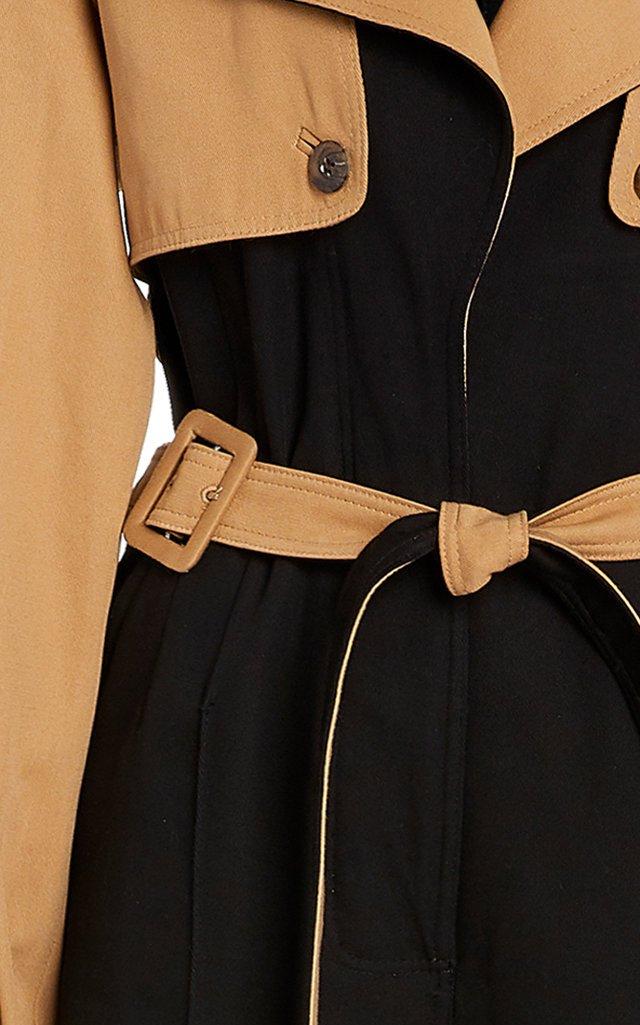 Rowan Cotton Trench Jumpsuit