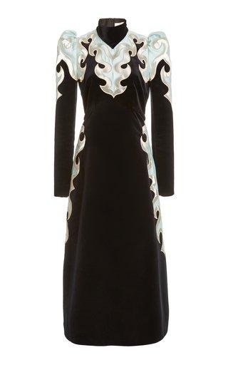Ladybeetle Mystic Stretch-Cotton Dress