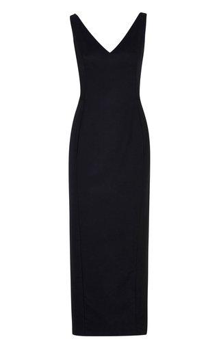 The Lucy Wool Midi Dress