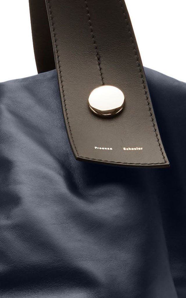 Tobo Oversized Leather Tote Bag
