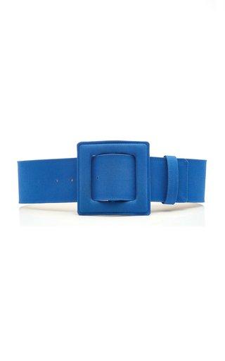 Oversized Cotton Waist Belt