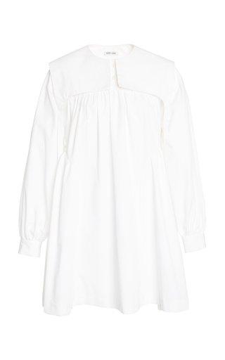 Crash Long Sleeve Mini Dress