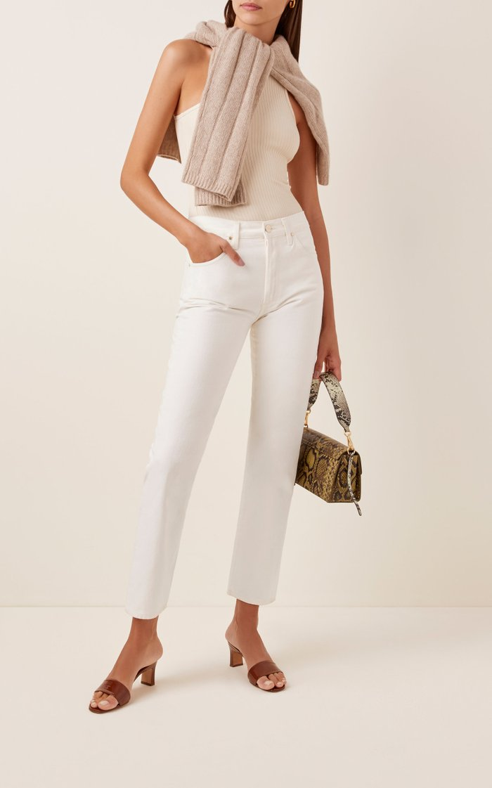 The Benefit Pearl High-Rise Jeans