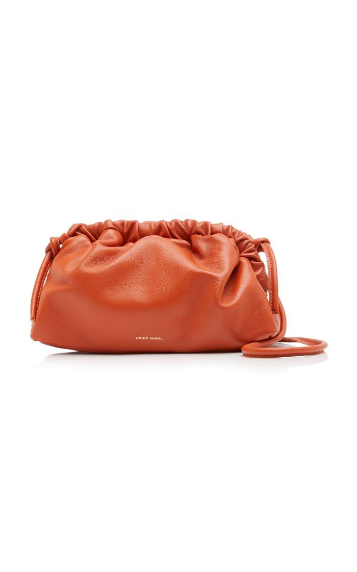 Cloud Mini Leather Crossbody Bag
