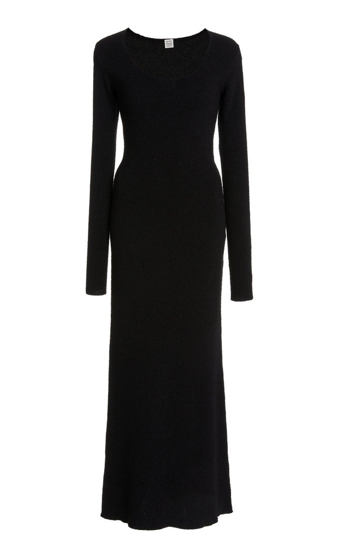 Molveno Silk-Blend Maxi Dress