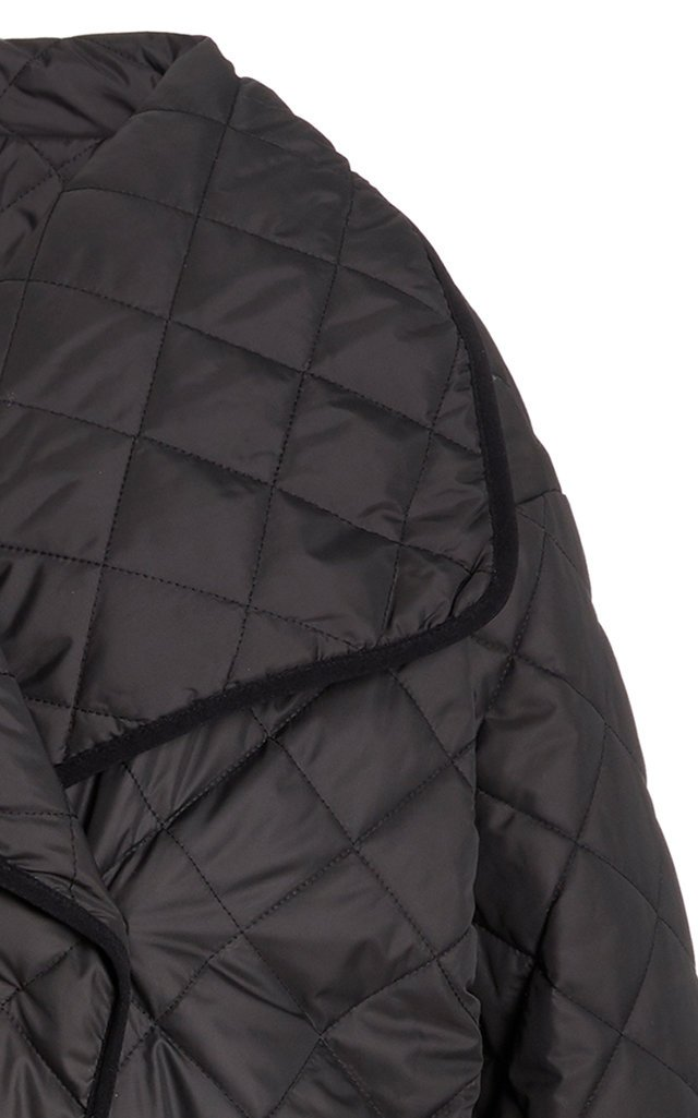 Annecy Oversized Padded Nylon Coat