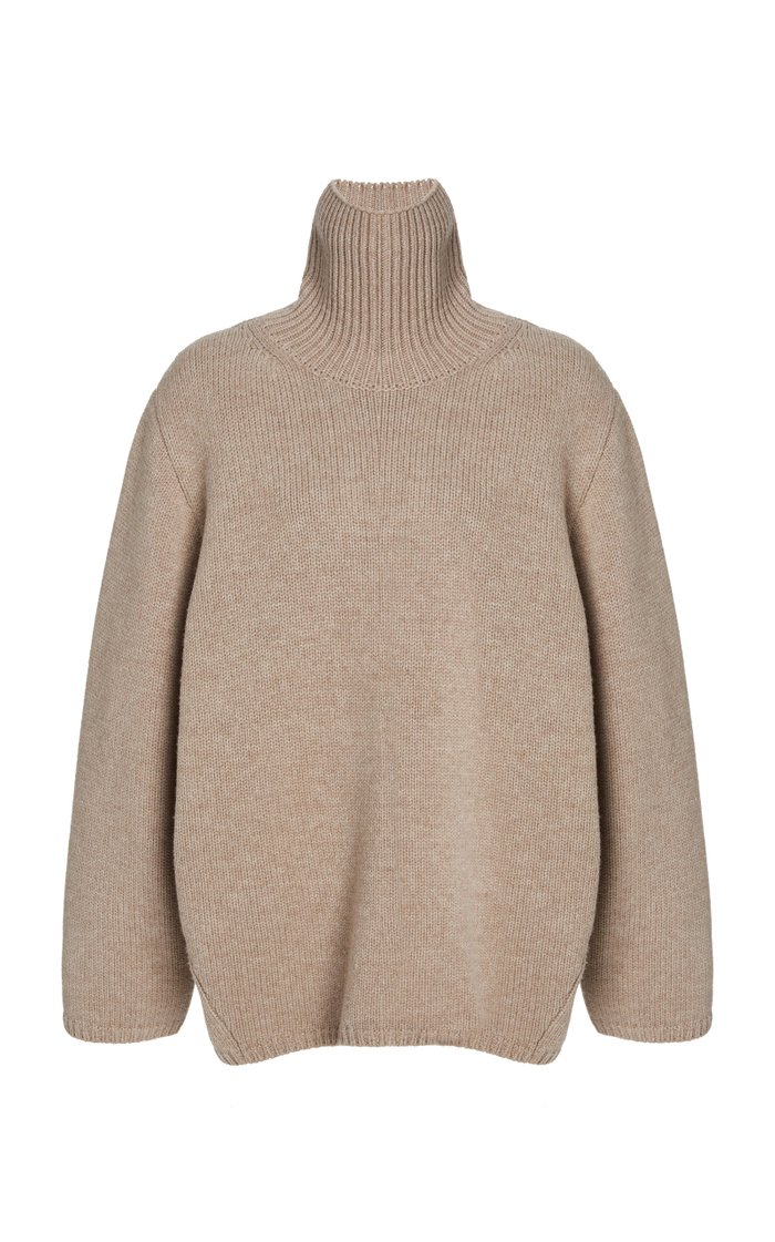 Cambridge Wool-Cashmere Sweater