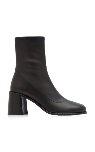 Low Mojo Leather Boots