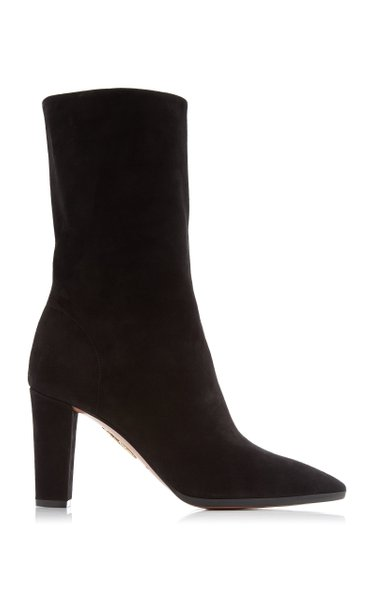 Skyler Suede Ankle Boots