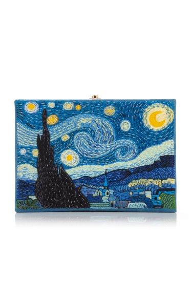 Van Gogh Clutch
