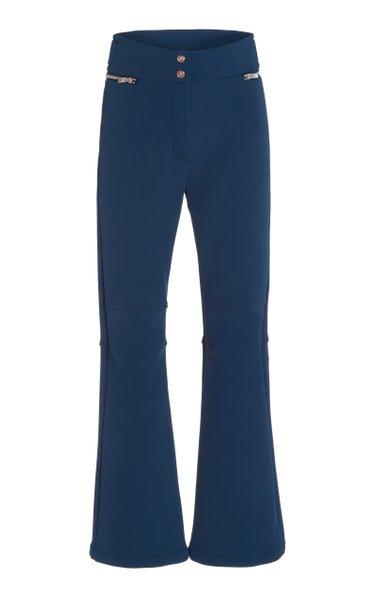 Elancia II Stretch-Crepe Ski Pants