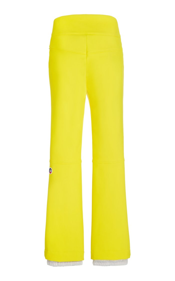 Diana Stretch-Crepe Flared Pants