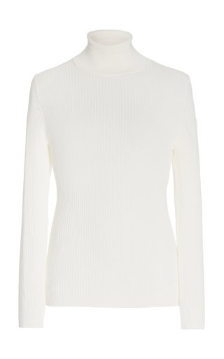 Ancelle Ribbed Knit Top