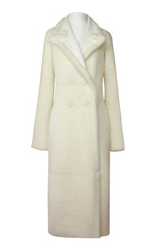 Reversible Shearling Coat