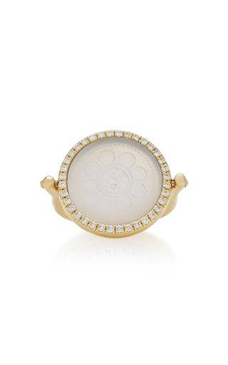 Bespoke Diamond Flip Ring