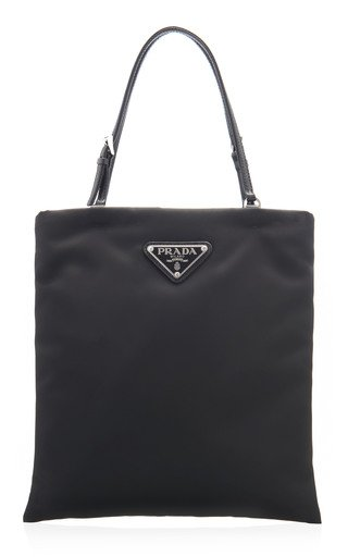 Nylon Top Handle Bag