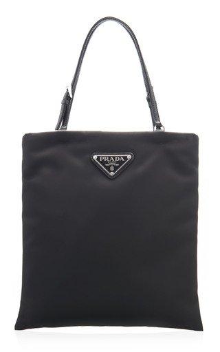 Nylon Top Handle Bag