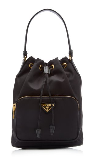 Nylon Bucket Bag