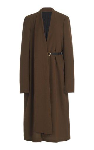 Jarvis Wool-Viscose Drape Jacket