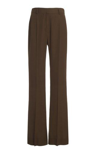Hadwin Wool-Viscose Trousers