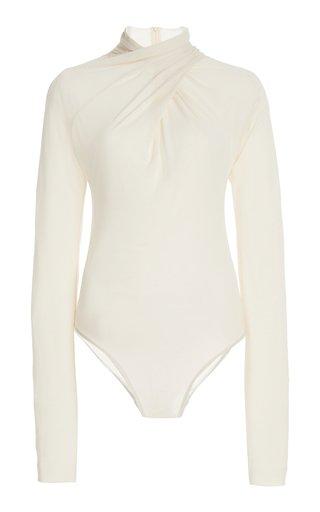 Tiwa Viscose Jersey Bodysuit