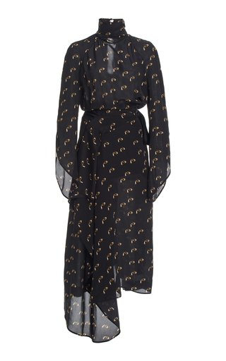 Aada Printed Dress