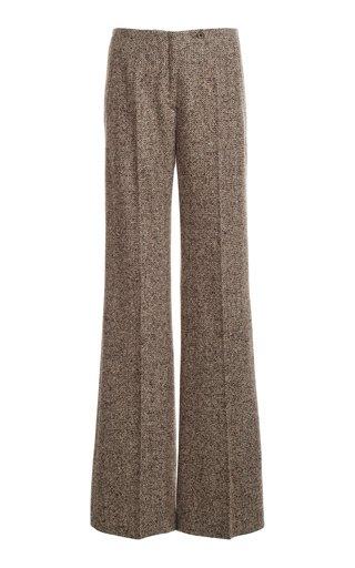 Hakon Wool Tweed Trousers
