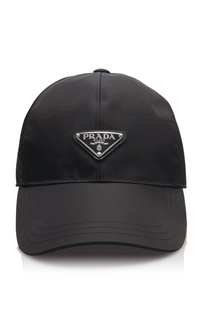 Logo-Detailed Nylon Cap