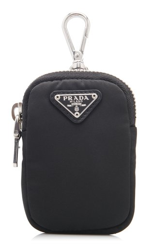 Logo-Detailed Nylon Pouch
