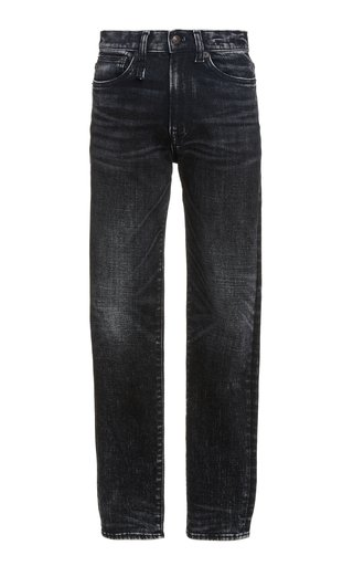Stretch High-Rise Skinny Jeans