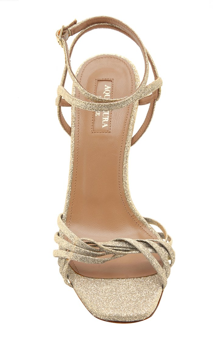 May Glittered Sandals