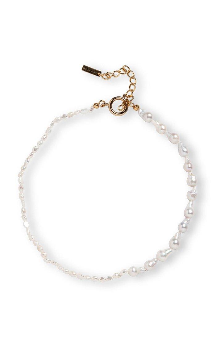 Arezzo Pearl Necklace