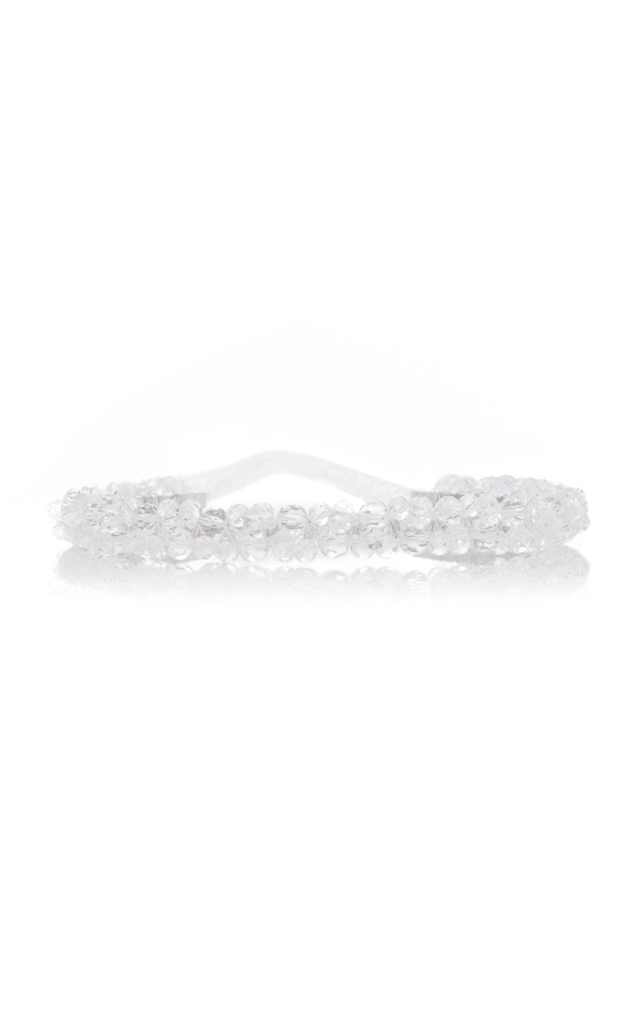 Crystal-Embellished Headband